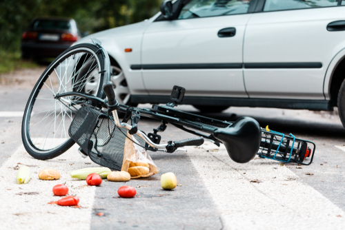 bicycle accident payout
